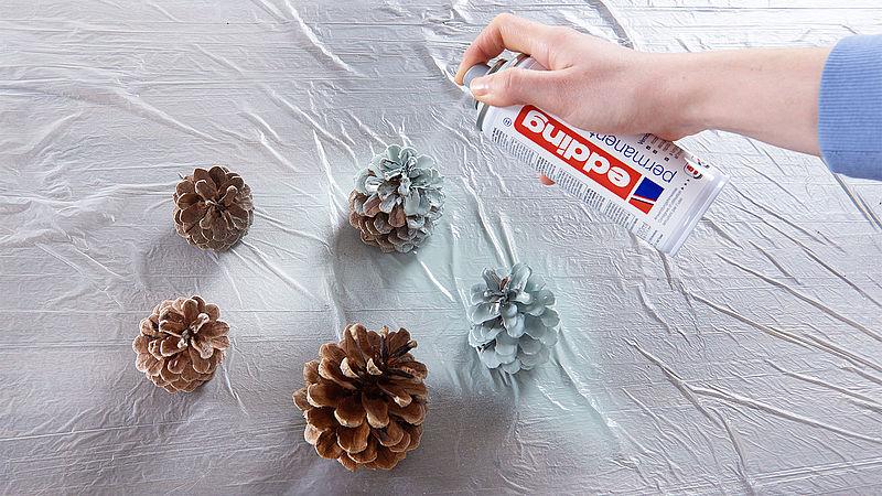 Super Versier dennenappels als kerst decoratie #LF99