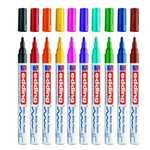Paint marker edding 751 basisset no.1